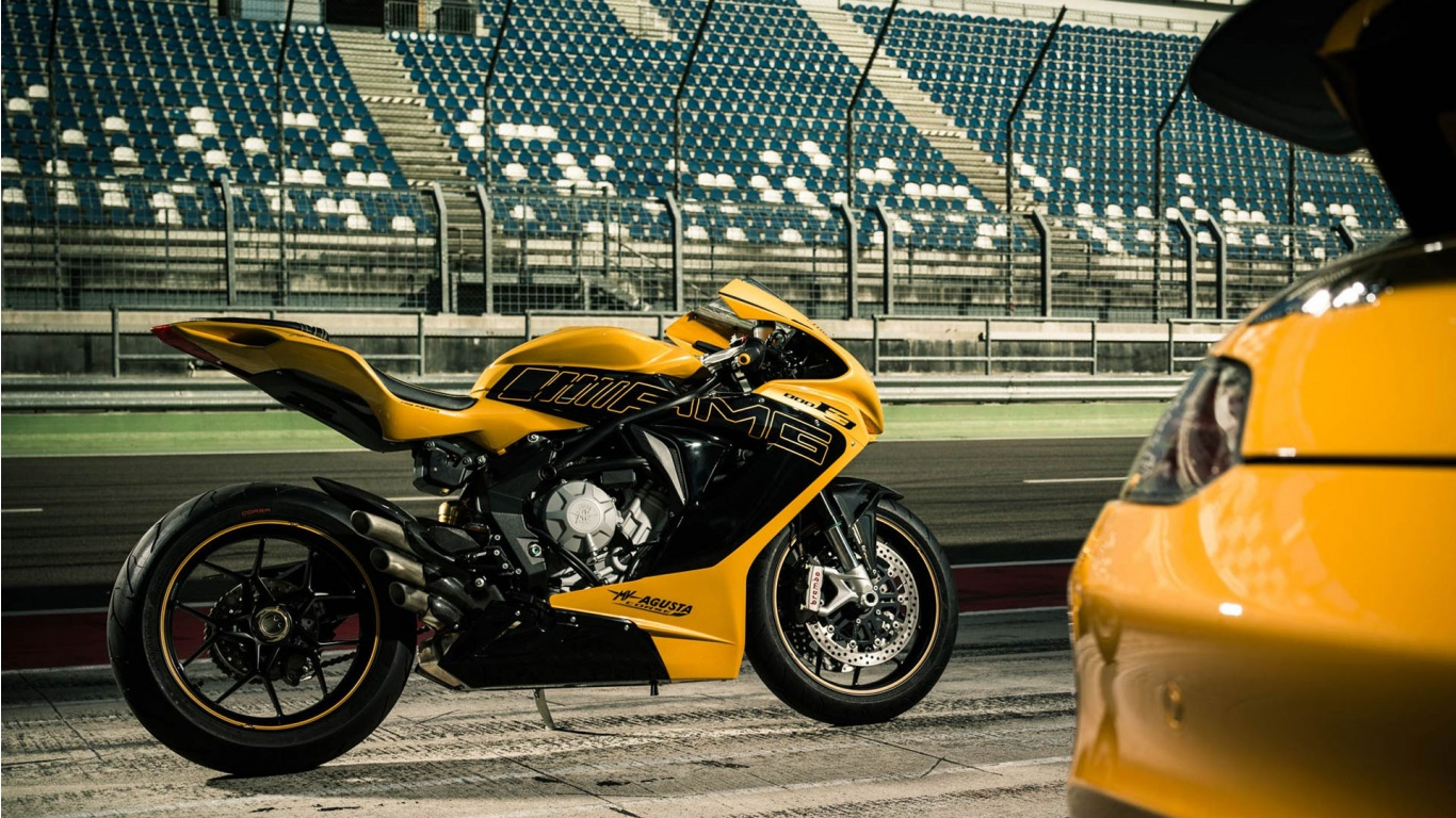 MV Agusta F3 800 AMG GT First Look