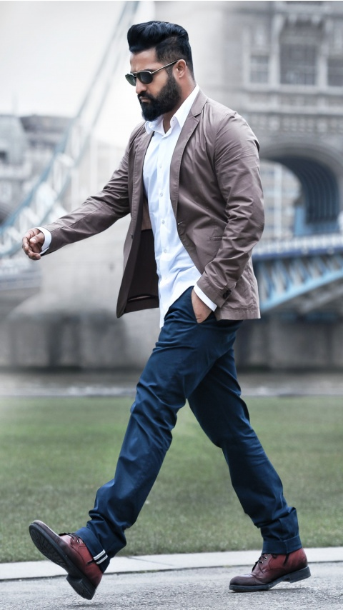 Nannaku Prematho First Look NTR