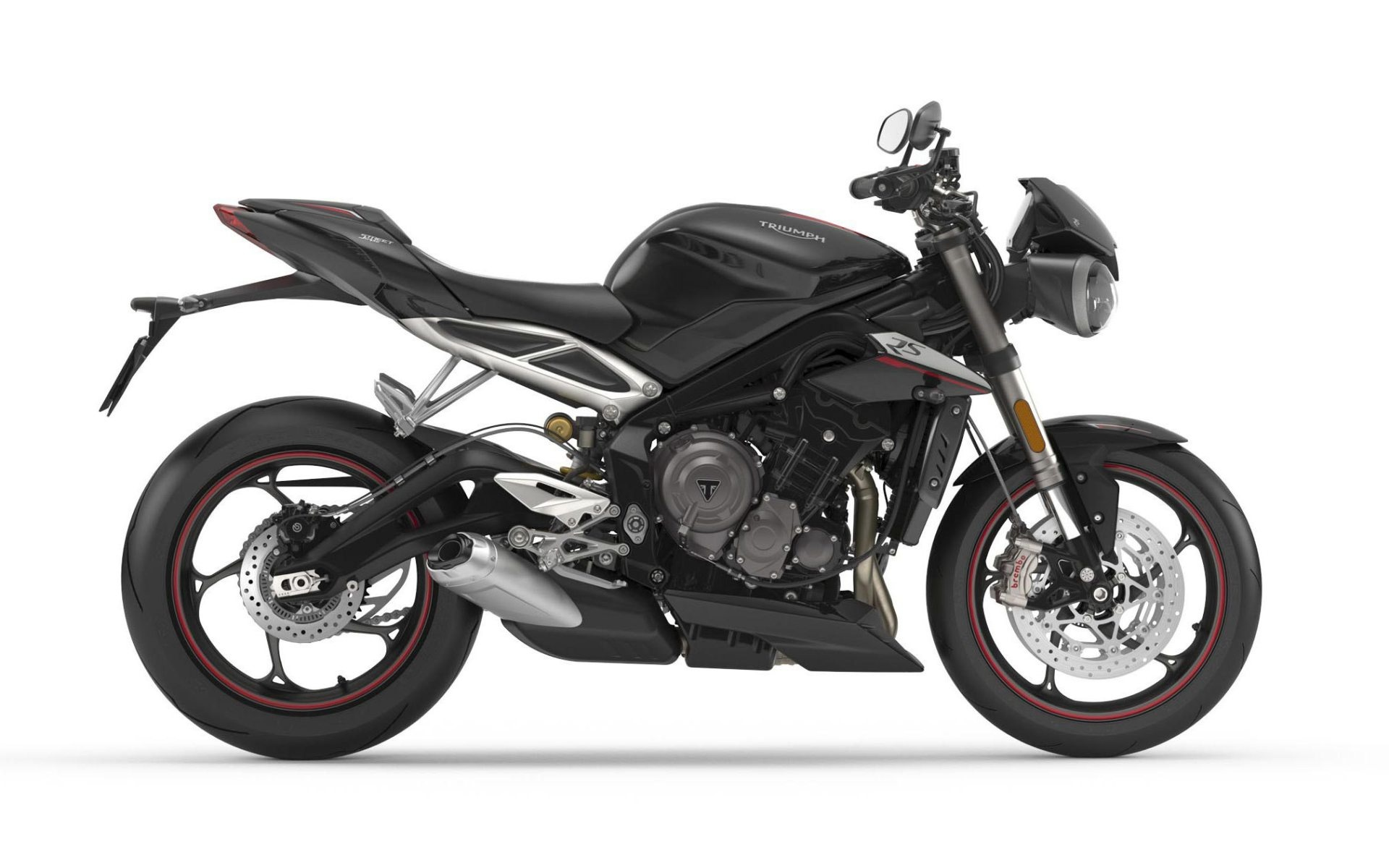 New Triumph Street Triple Debuts with 765cc Engine