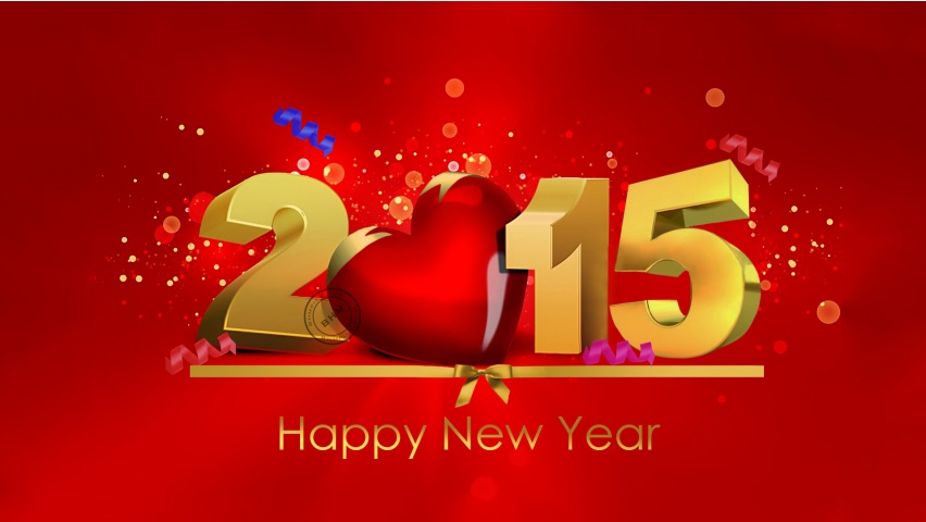 New Year 2015 Golden Words