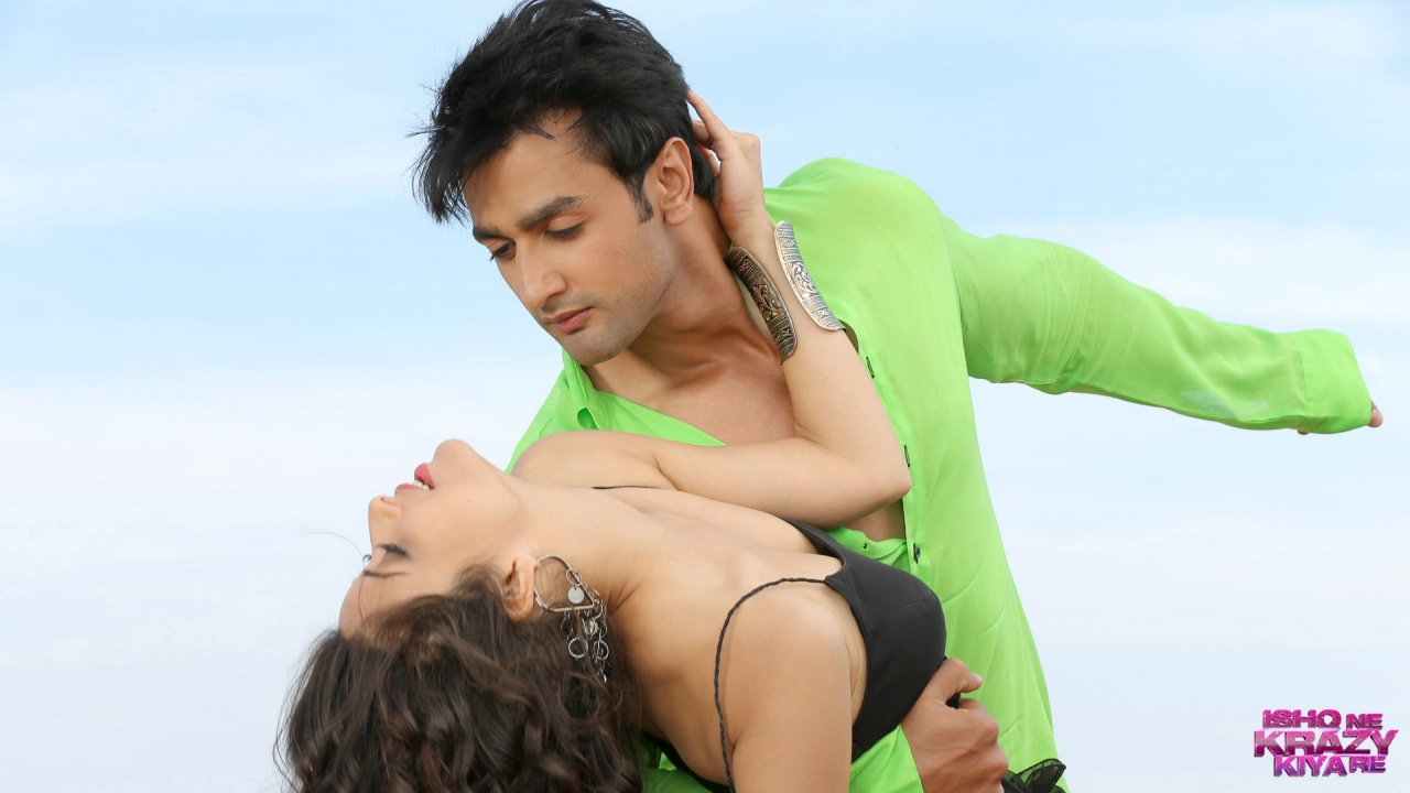Nishant Malkani And Madhurima Ishq Ne Krazy Kiya Re