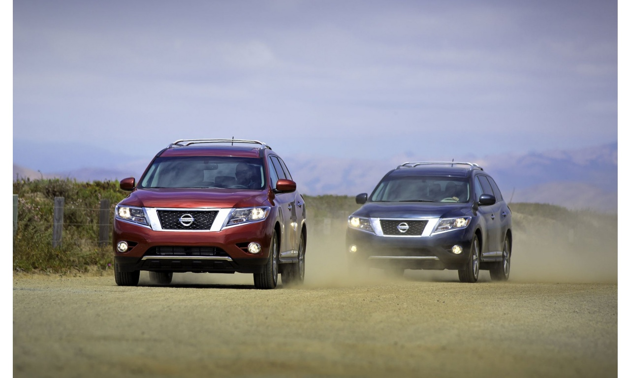 Nissan Pathfinder Car