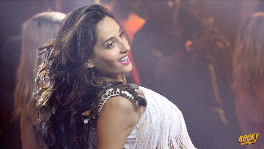 Nora Fatehi In Rocky Handsome