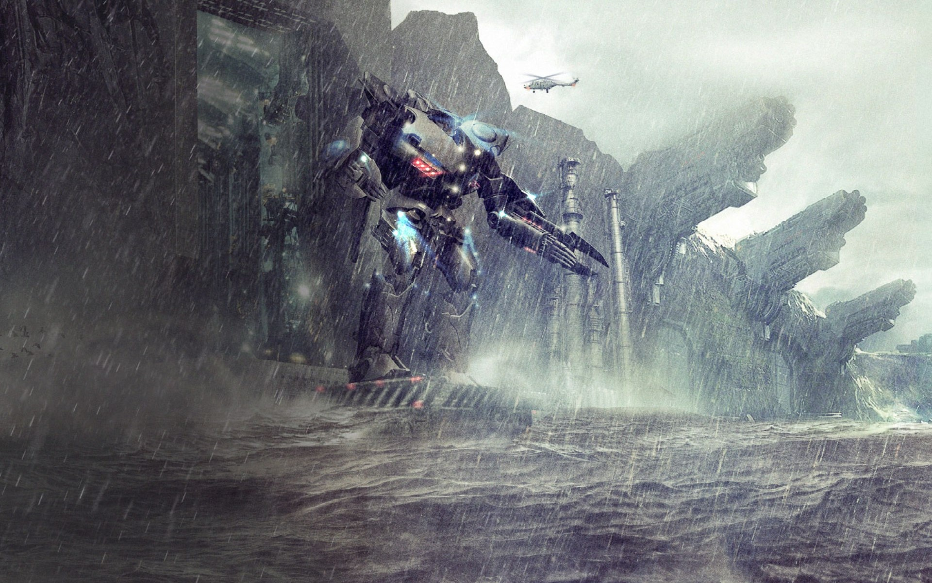Pacific Rim Movie 2013 Wallpapers - 1920x1200 - 757325 Pacific Rim