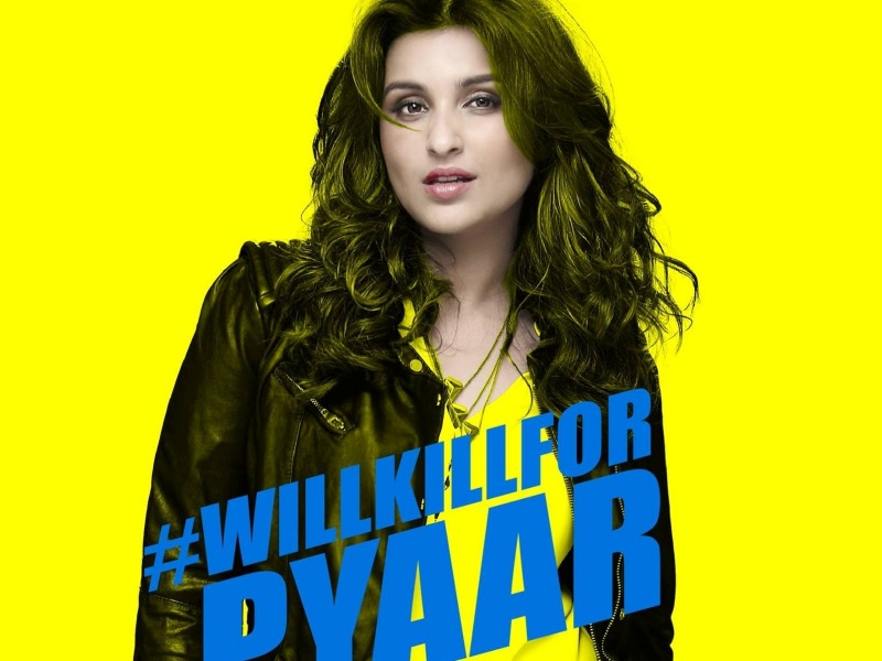 Parineeti Chopra In Kill Dil