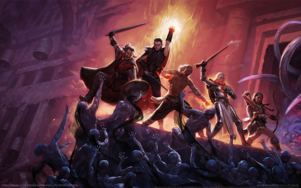 Pillars Of Eternity 2015