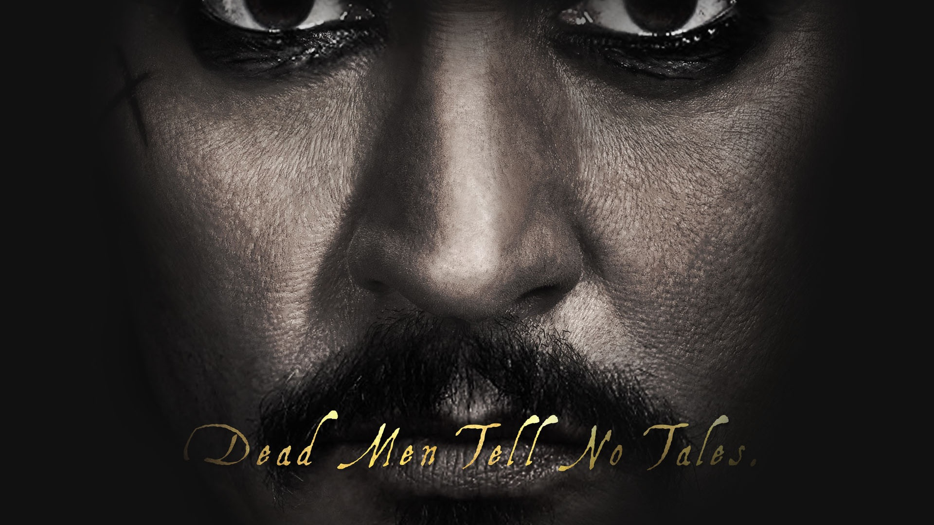 Dead Men Tell No Tales Wallpaper
