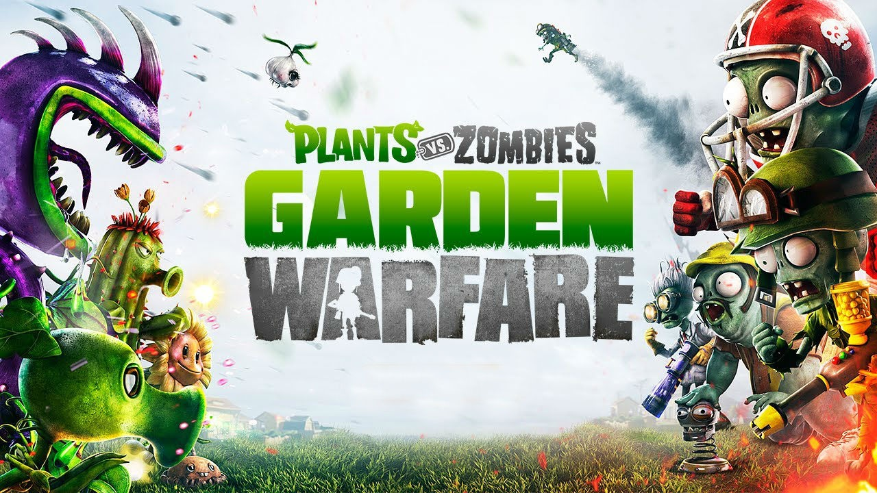 Plants Vs Zombies Garden Warfare Wallpapers 1280x720