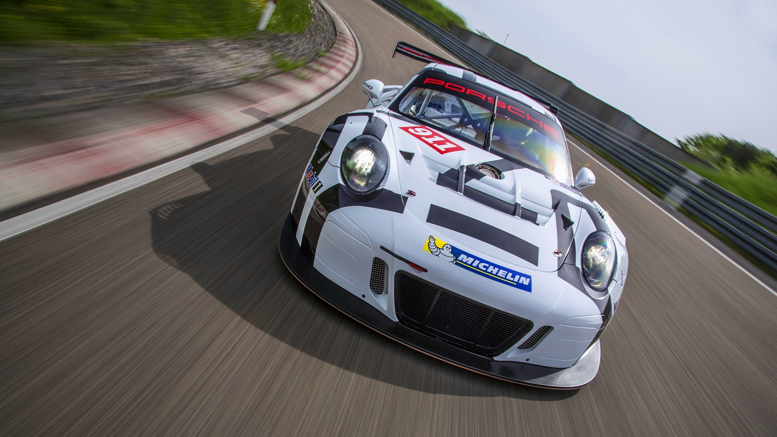 2016 Porsche 911 GT3 R