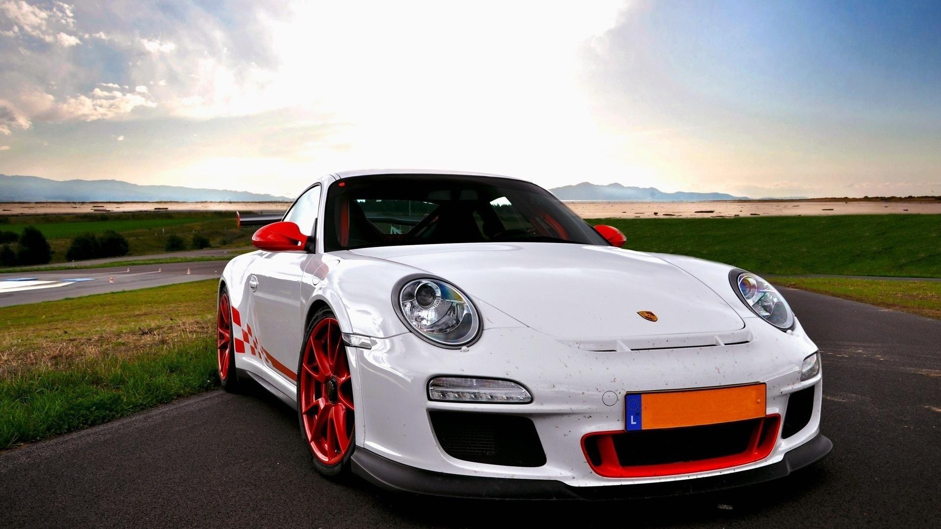 Porsche Gt3 Rs Blue 1920 X 1080: Porsche 911 On Road Wallpapers