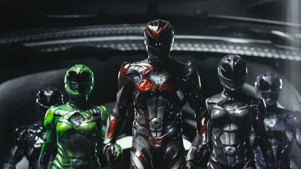 Power Ranger All Rangers