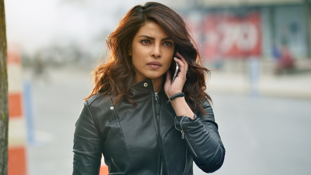 Priyanka Chopra In Quantico Season 2