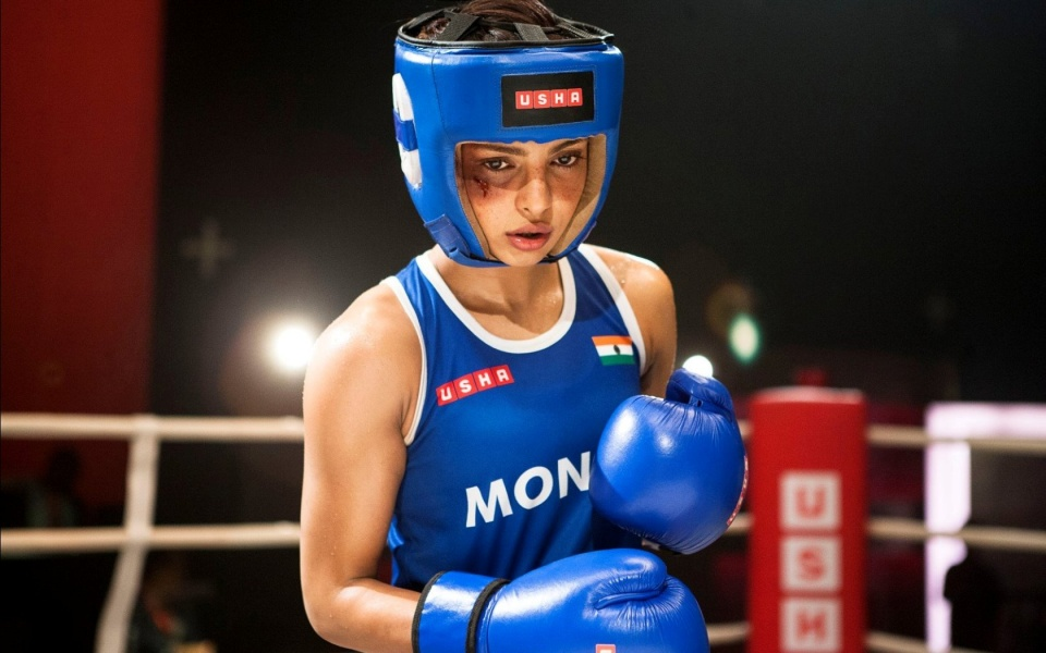 Priyanka Chopra Mary Kom 2014