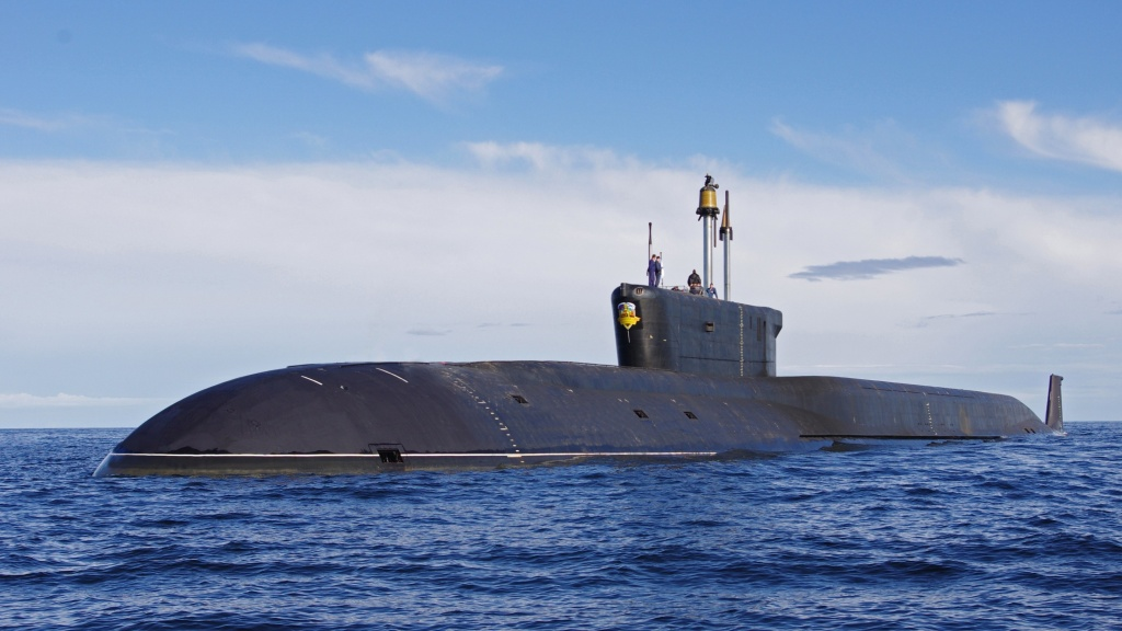 Project 955 Submarine Russia