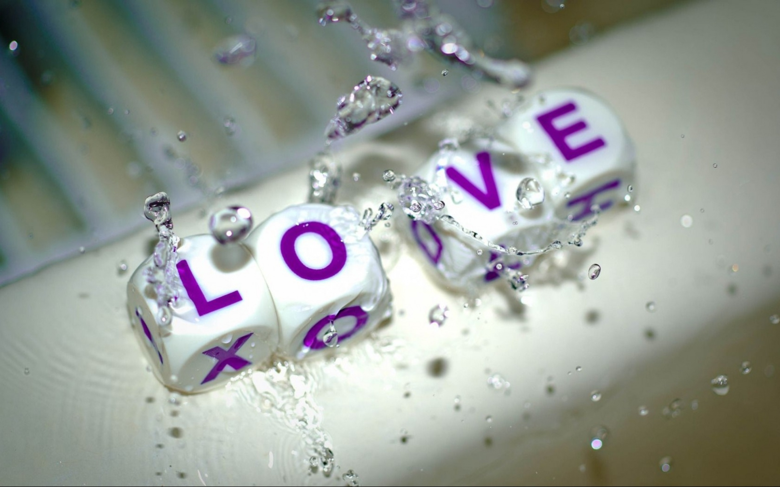 Love Wallpapers 2560x1600 : Purple Love Wallpapers - 2560x1600 - 620808