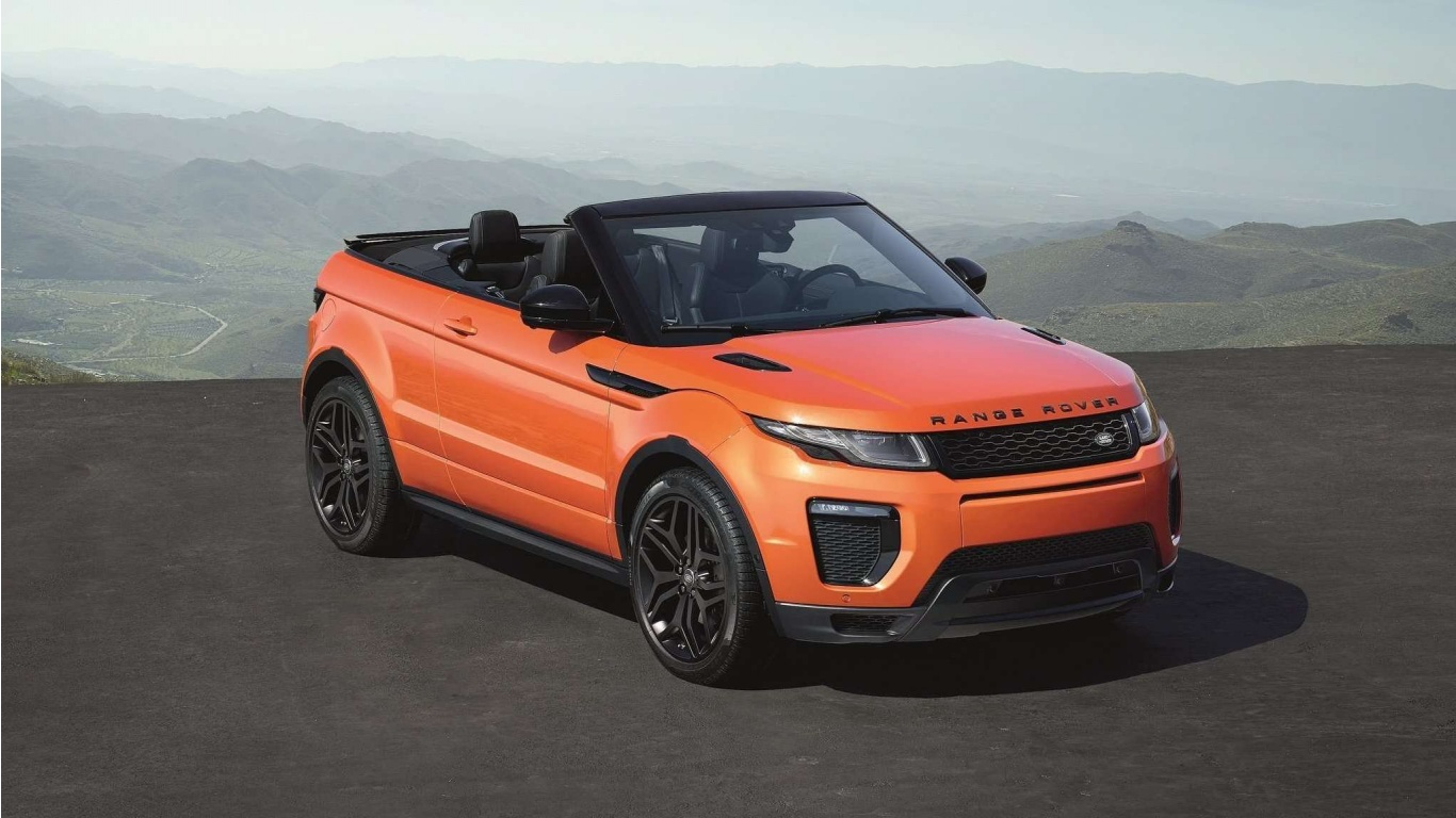 range rover evoque kabriolet 2016 1366 x 768 download close. Black Bedroom Furniture Sets. Home Design Ideas