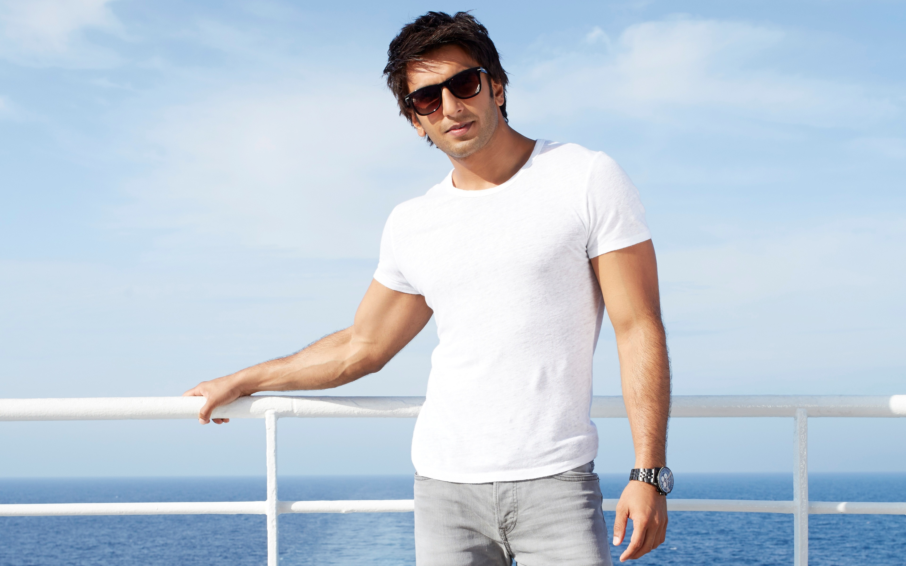 Ranveer Singh As Kabir In Dil Dhadakne Do