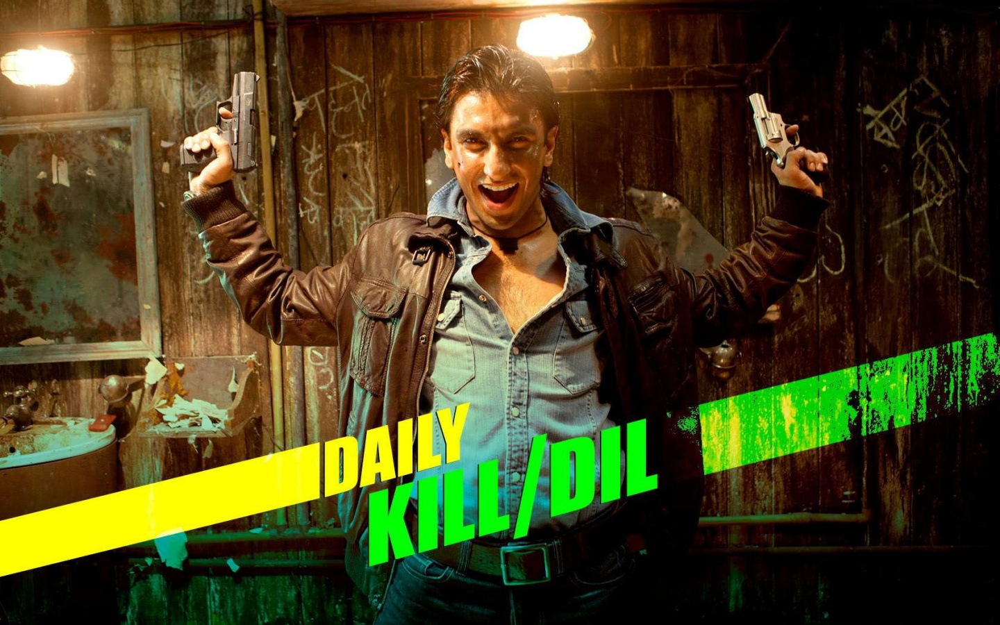 Ranveer Singh In Kill Dil Movie
