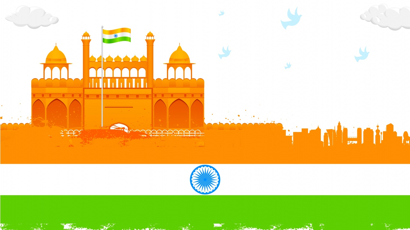 Red Fort Republic Day