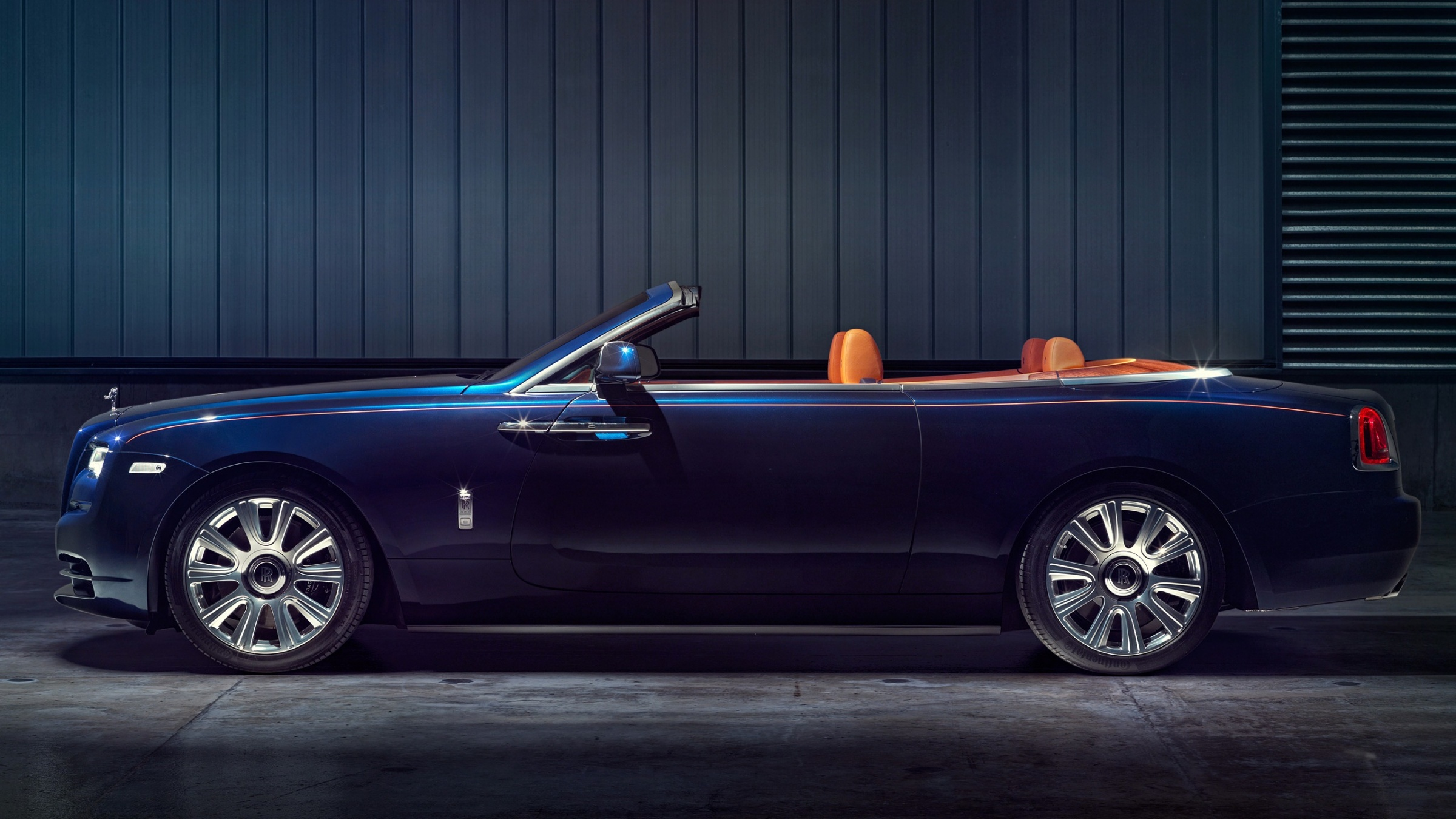 Rolls-Royce Dawn 2017