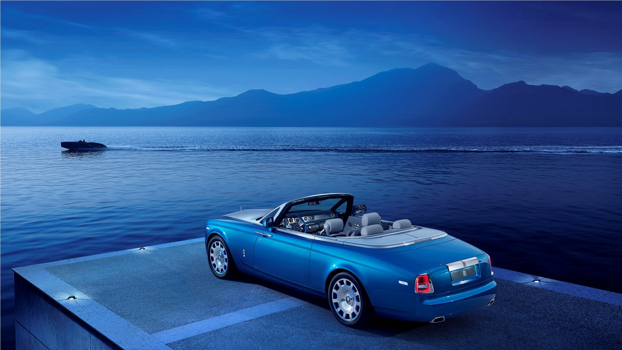 Rolls-Royce Phantom Drophead Coupe Waterspeed Collection 2014 | 1280 x ...