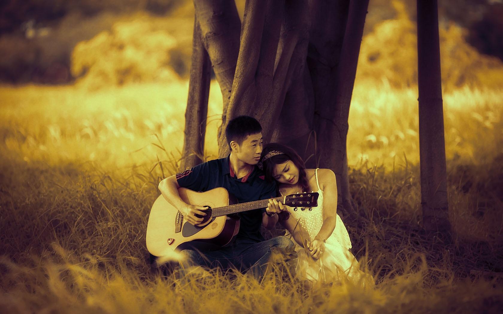 Romantic Couple Poetic X