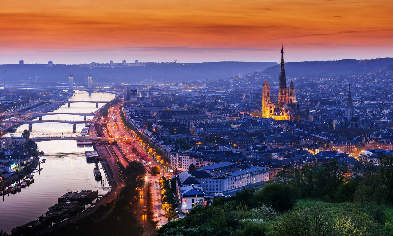 Rouen Normandy