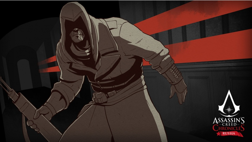 Russia Orelov Assassin's Creed Chronicles