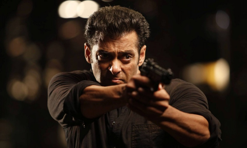 Salman Khan In Jai Ho 2014
