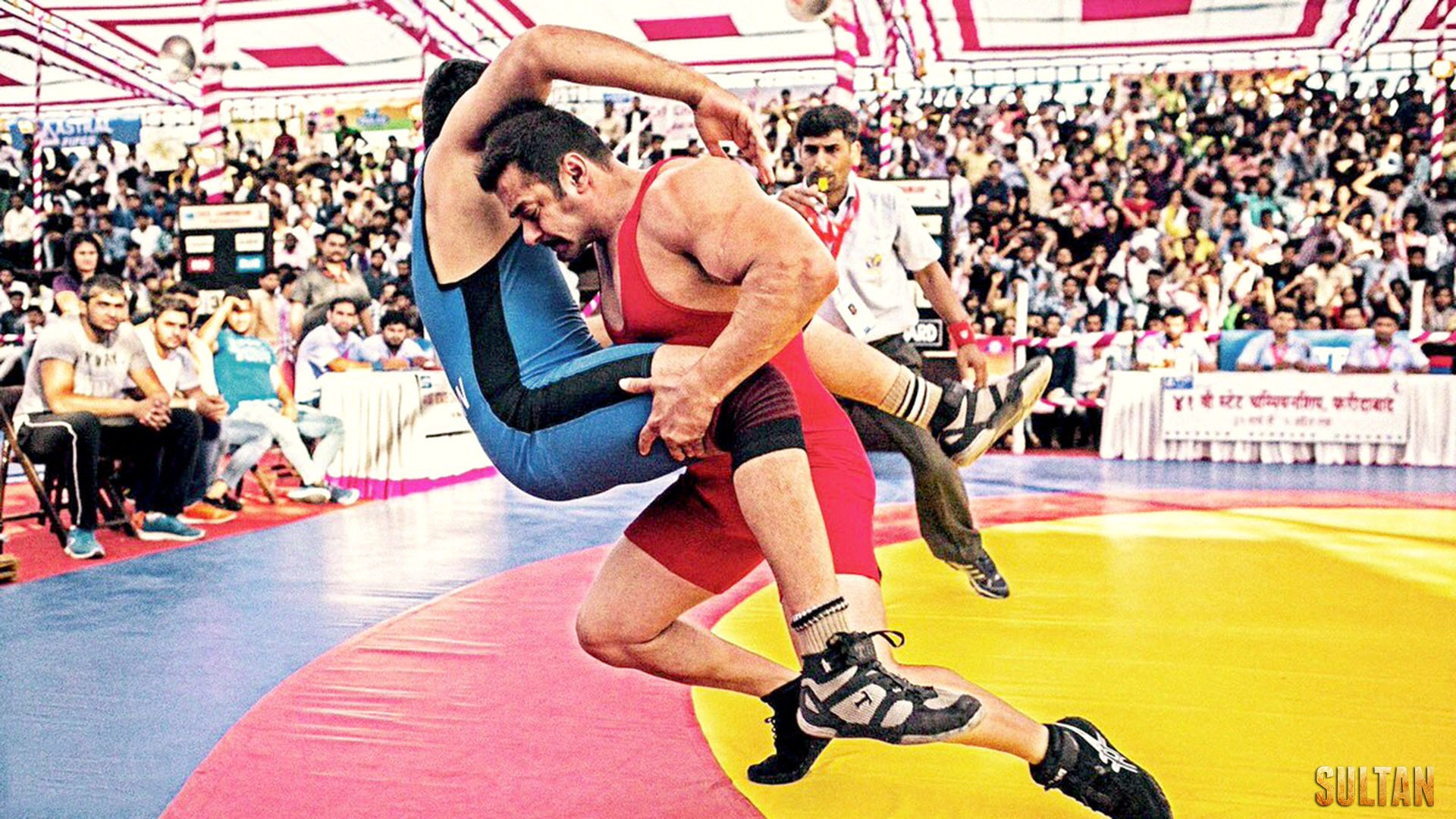 Salman Khan Sultan Movie Stills