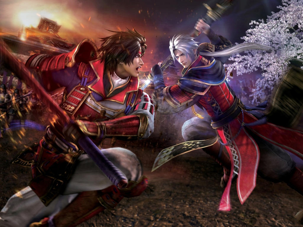Samurai Warriors 4 Game 2014
