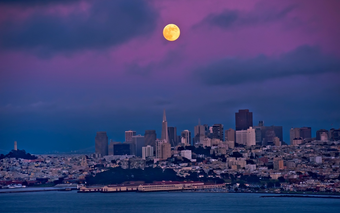 San Francisco Moon