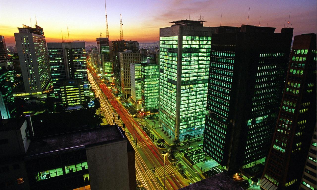 Сан паулу обои на рабочий стол