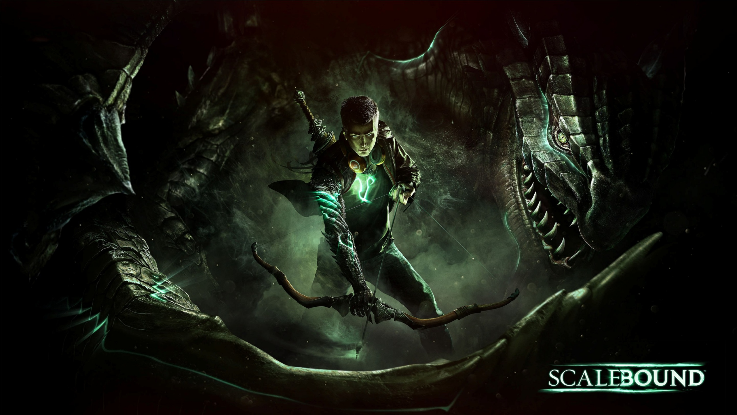 Scalebound game wallpapers 2560x1440 713072 for Fond ecran gaming