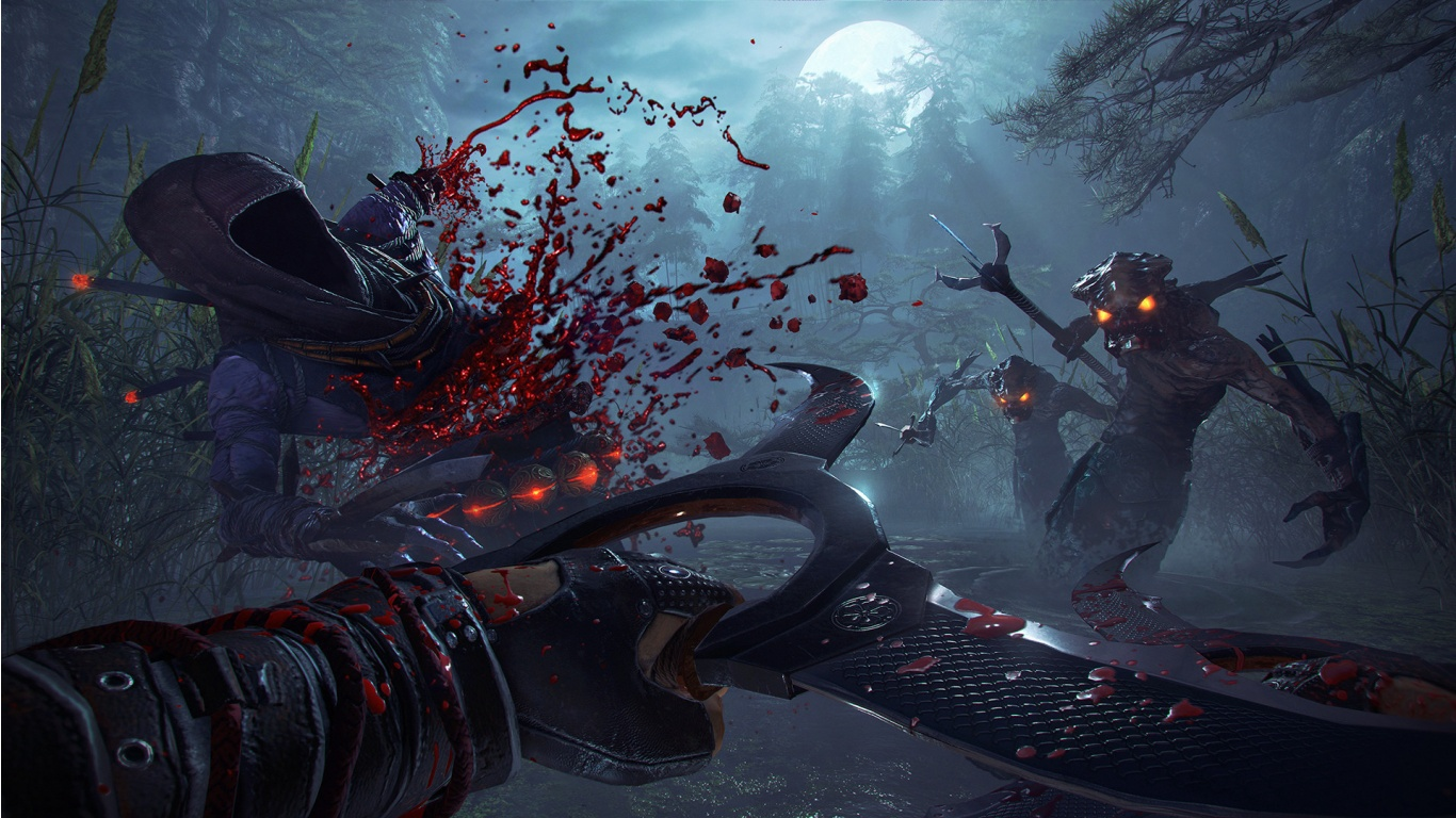 Shadow Warrior 2 Screenshots