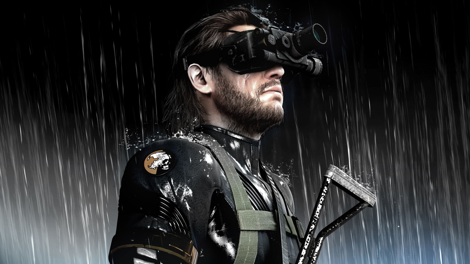 Snake Metal Gear Solid Ground Zeroes