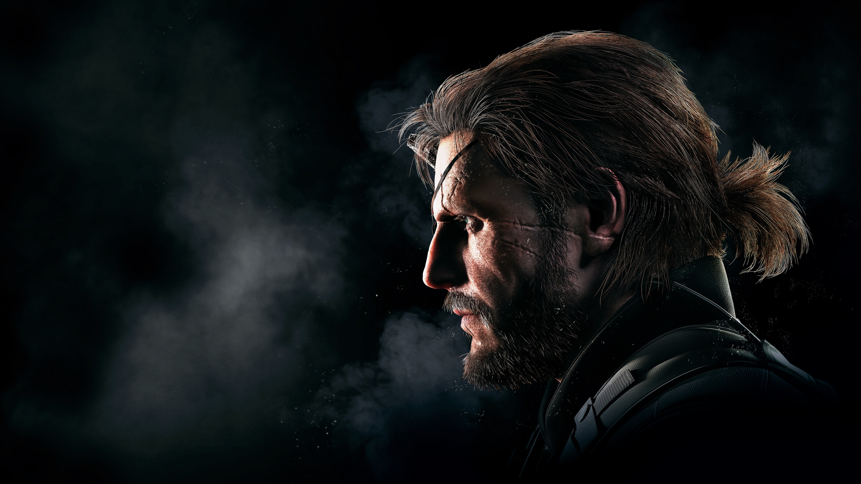 Snake Metal Gear Solid V The Phantom Pain
