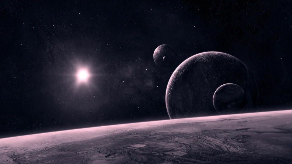 Space Celestial Bodies Wallpapers