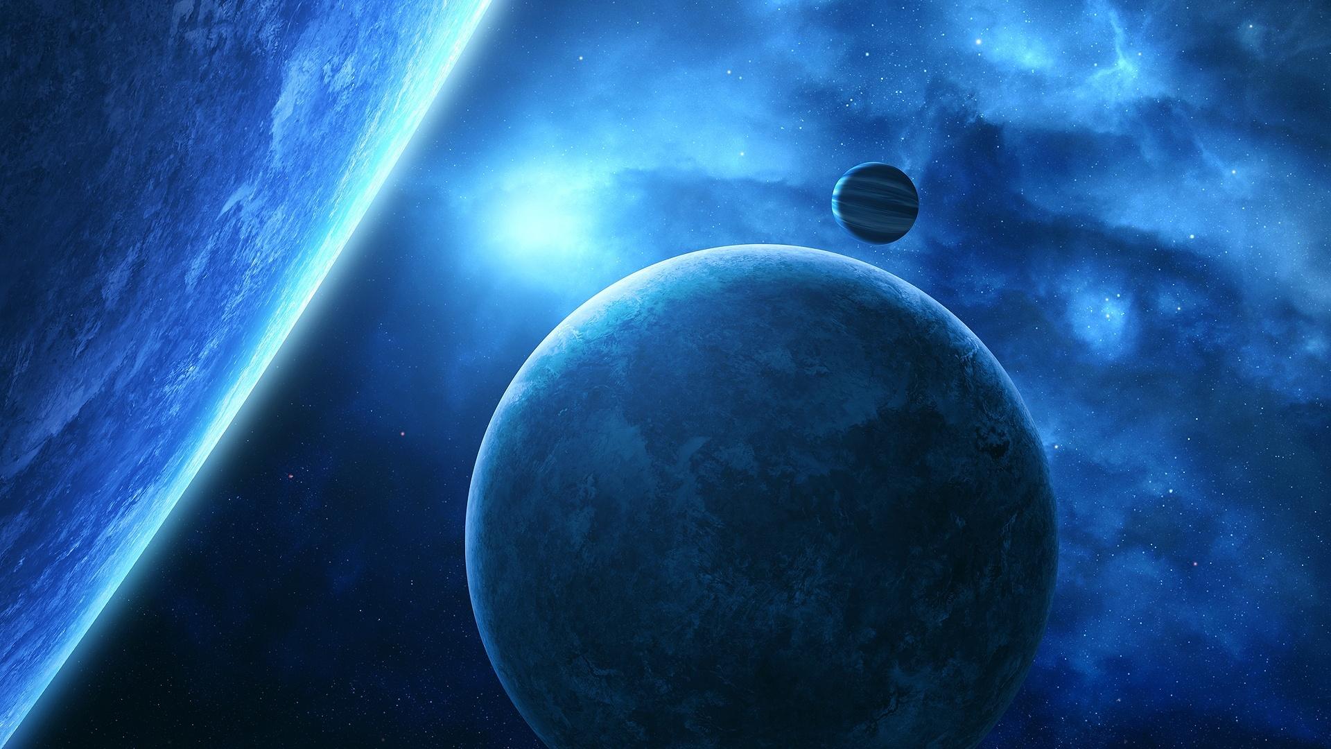 1080 x 1920 moon wallpaper: Space Planets Moon Nebula Wallpapers
