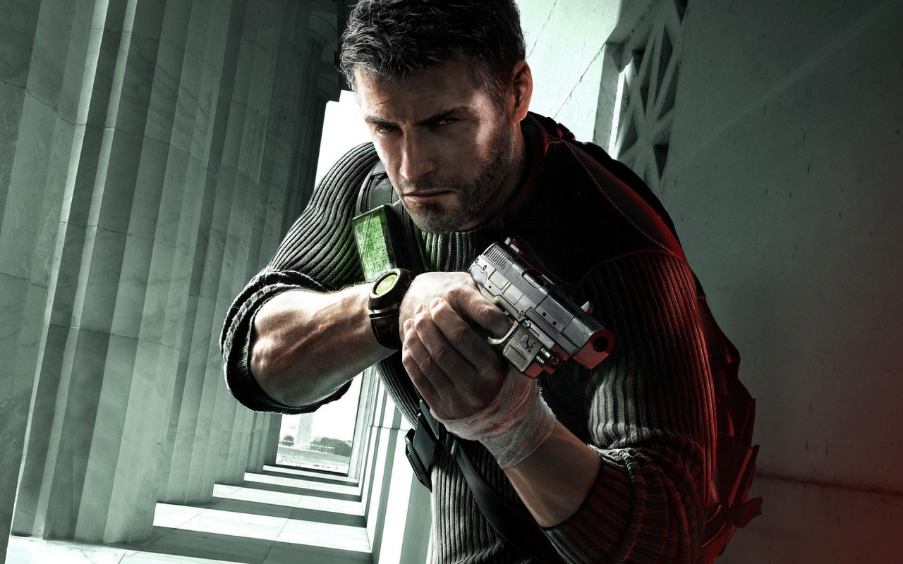 Splinter Cell Conviction Game