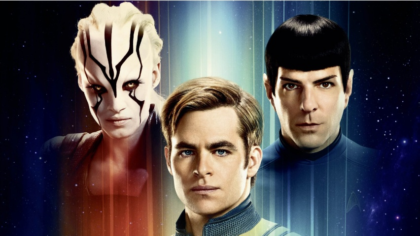 Star Trek Beyond Empire Poster