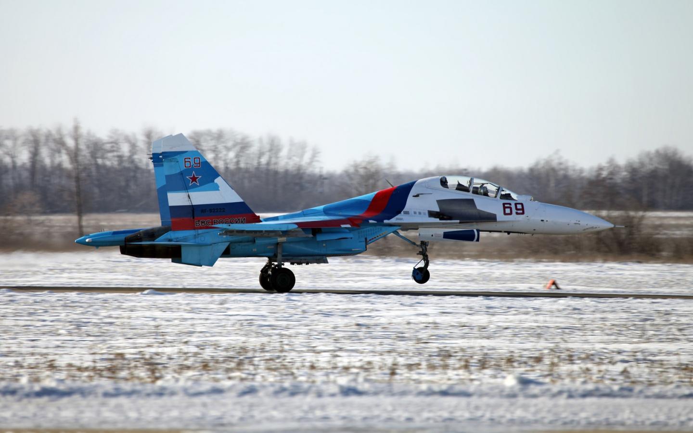 Sukhoi Su 30 Russian Air Force