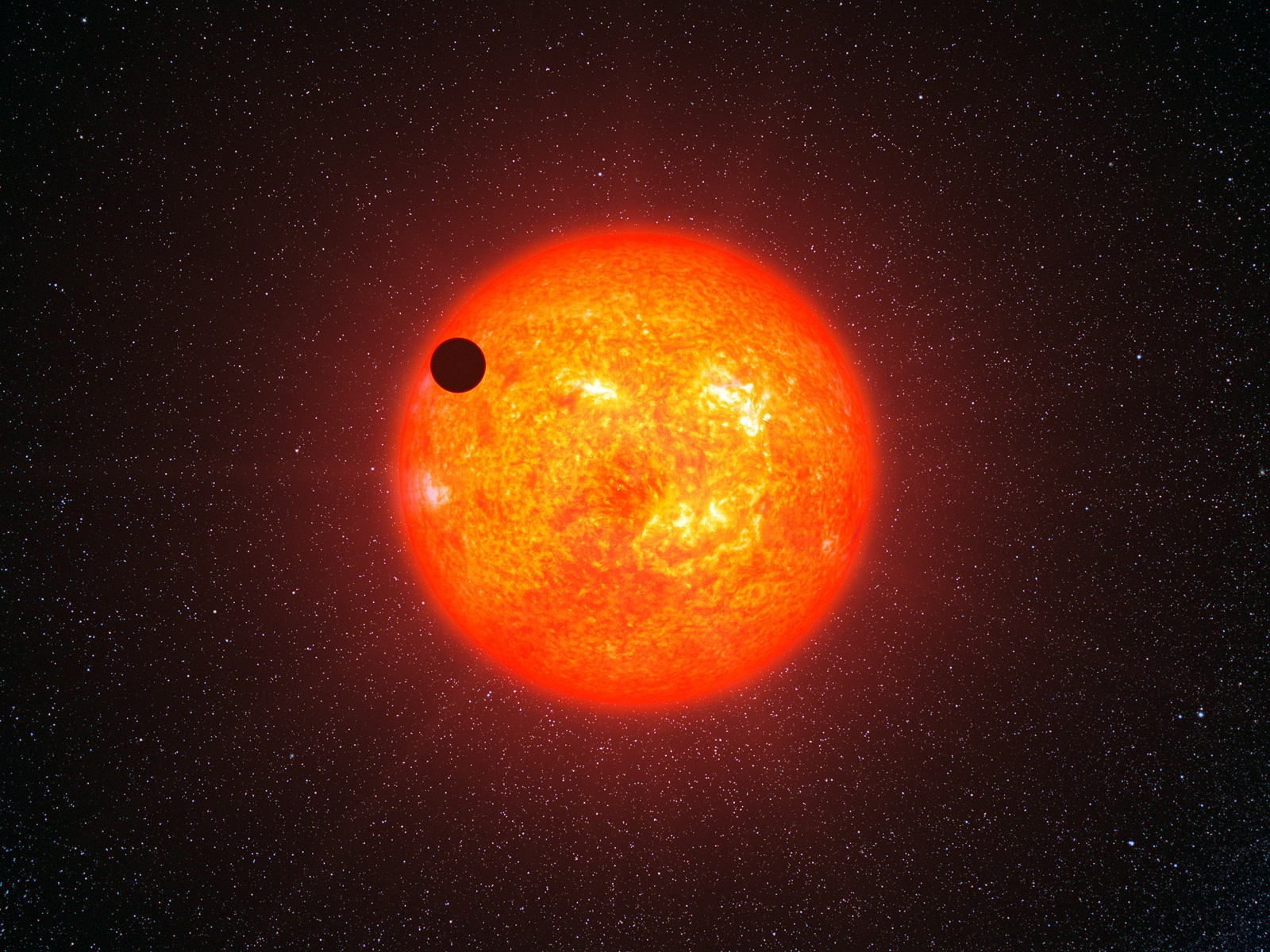 Super Earth Exoplanet GJ 1214 B