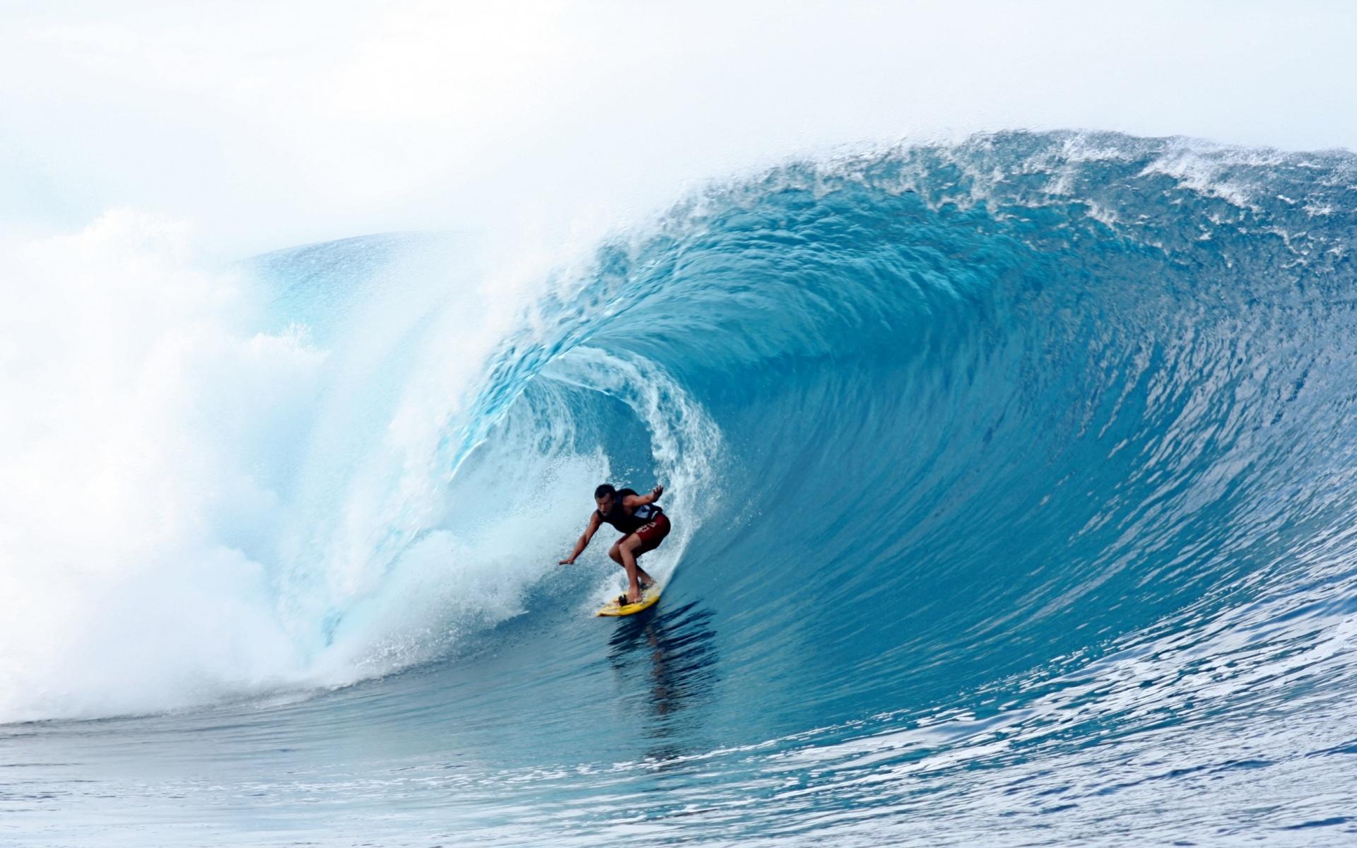 Teahupoo Surf wallpaper - 1001574
