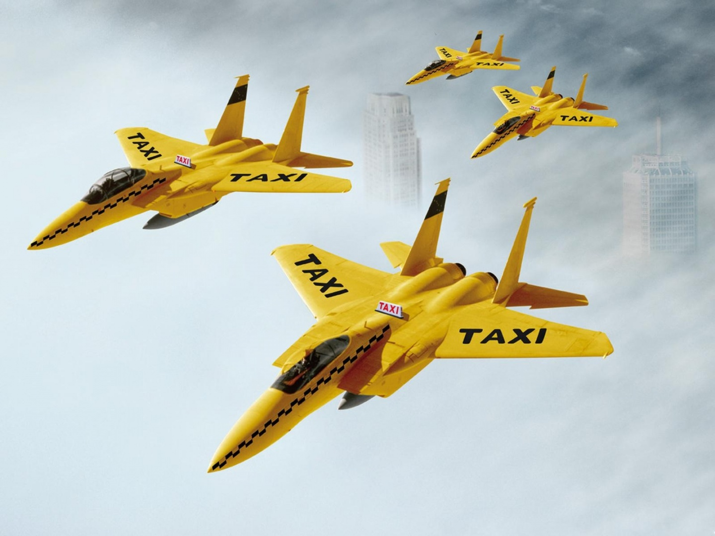 Taxi Jets