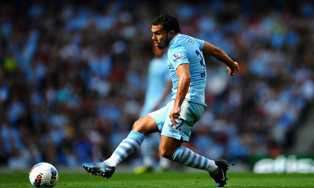 Tevez Man City