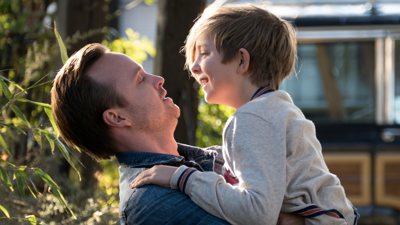 The 9th Life Of Louis Drax Aaron Paul