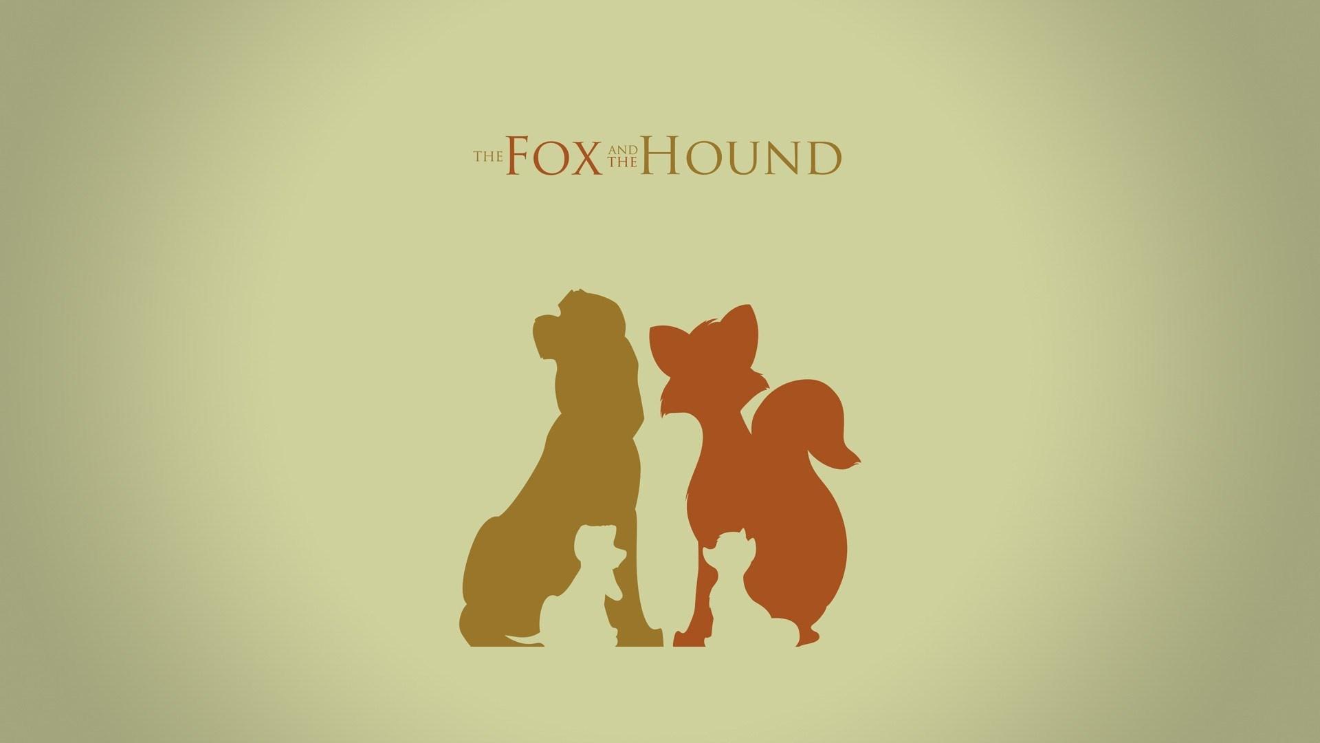 Pics Photos - The Fox And The Hound Cartoon Desktop Wallpaper