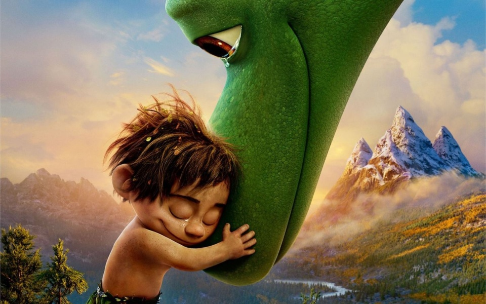 The Good Dinosaur Crying