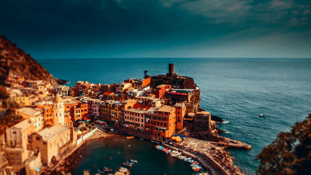 The Ligurian Coast